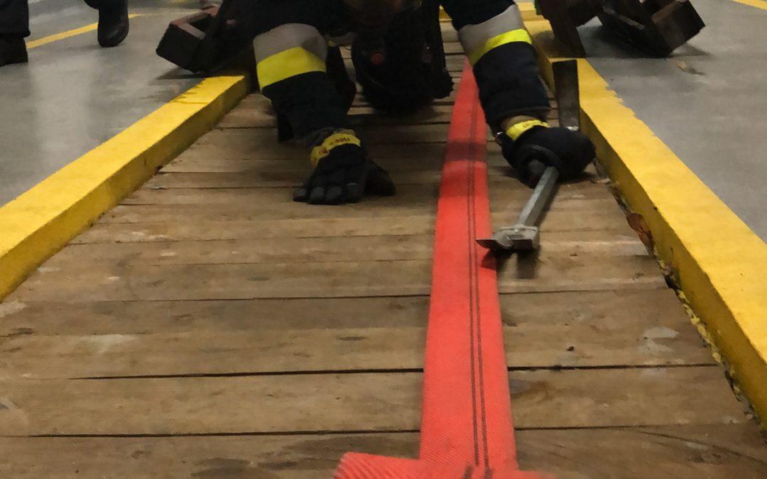 Kurs podstawowy strażaków OSP